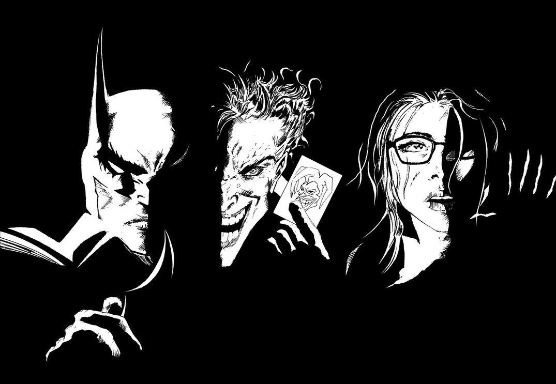Batman The Killing Joke Wallpaper The killing joke by sidrulzz 1075x743