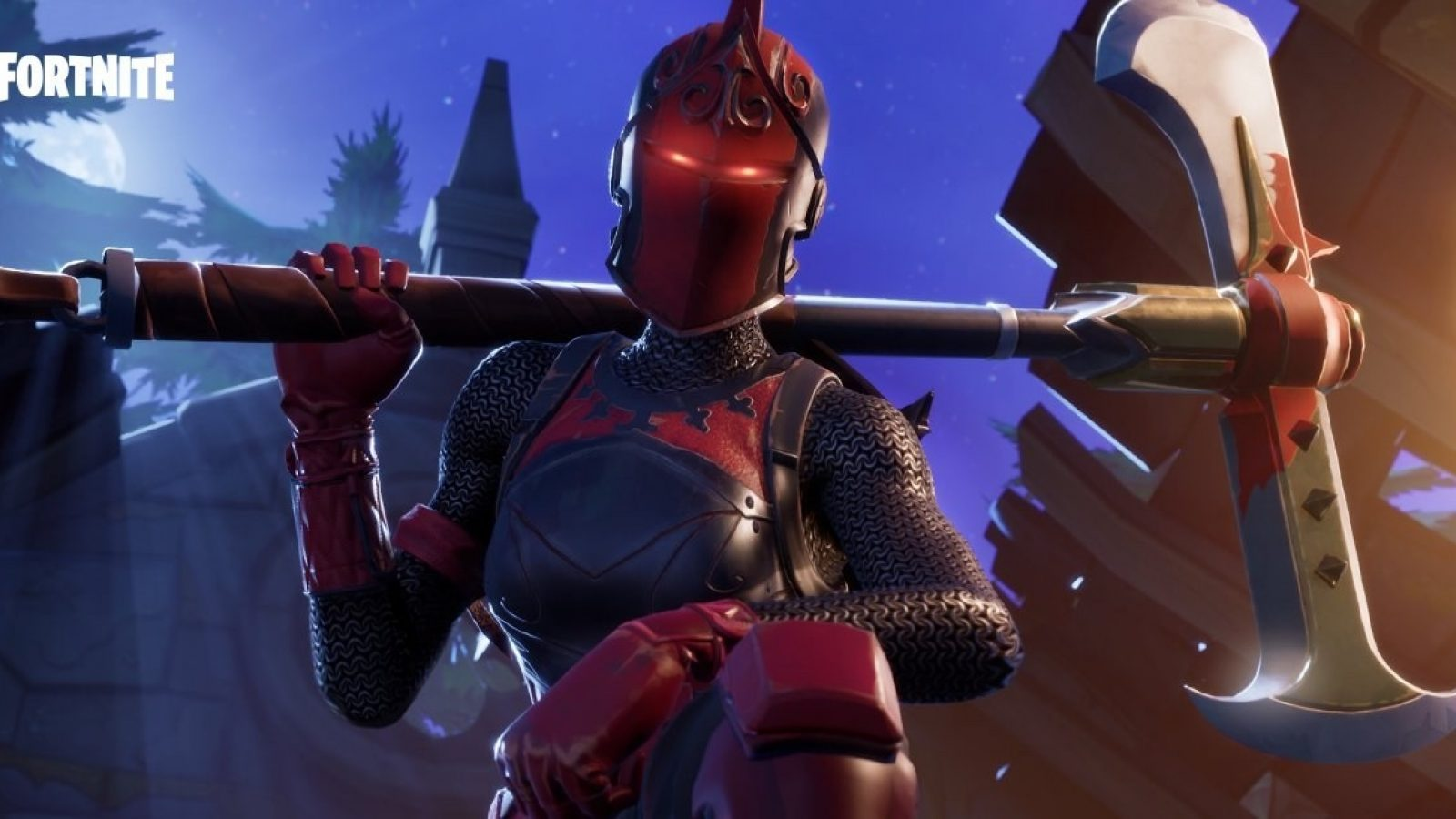 Fortnite to Re Release Rare Red Knight Skin in Item Shop and 1600x900