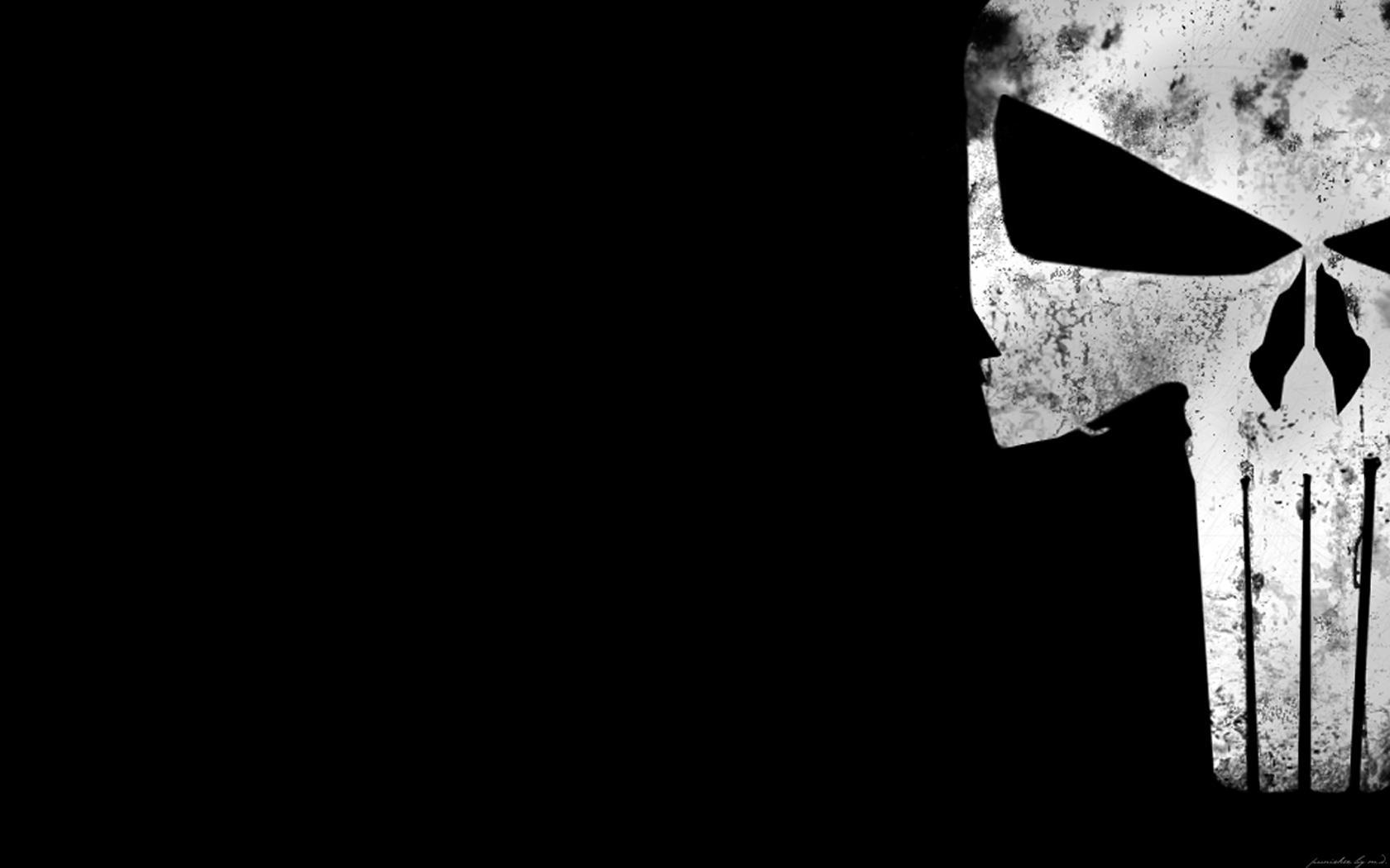 The Punisher Logo Wallpaper on Picterest