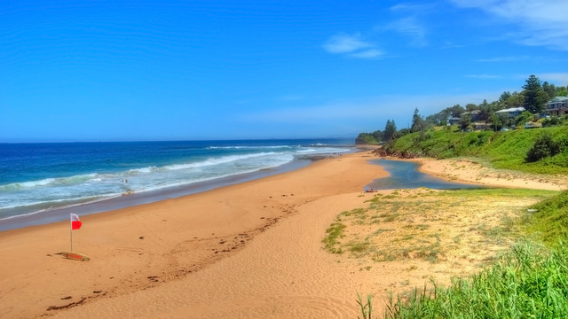 Wallpaper Living Beaches Animated Wallpaper 640x360