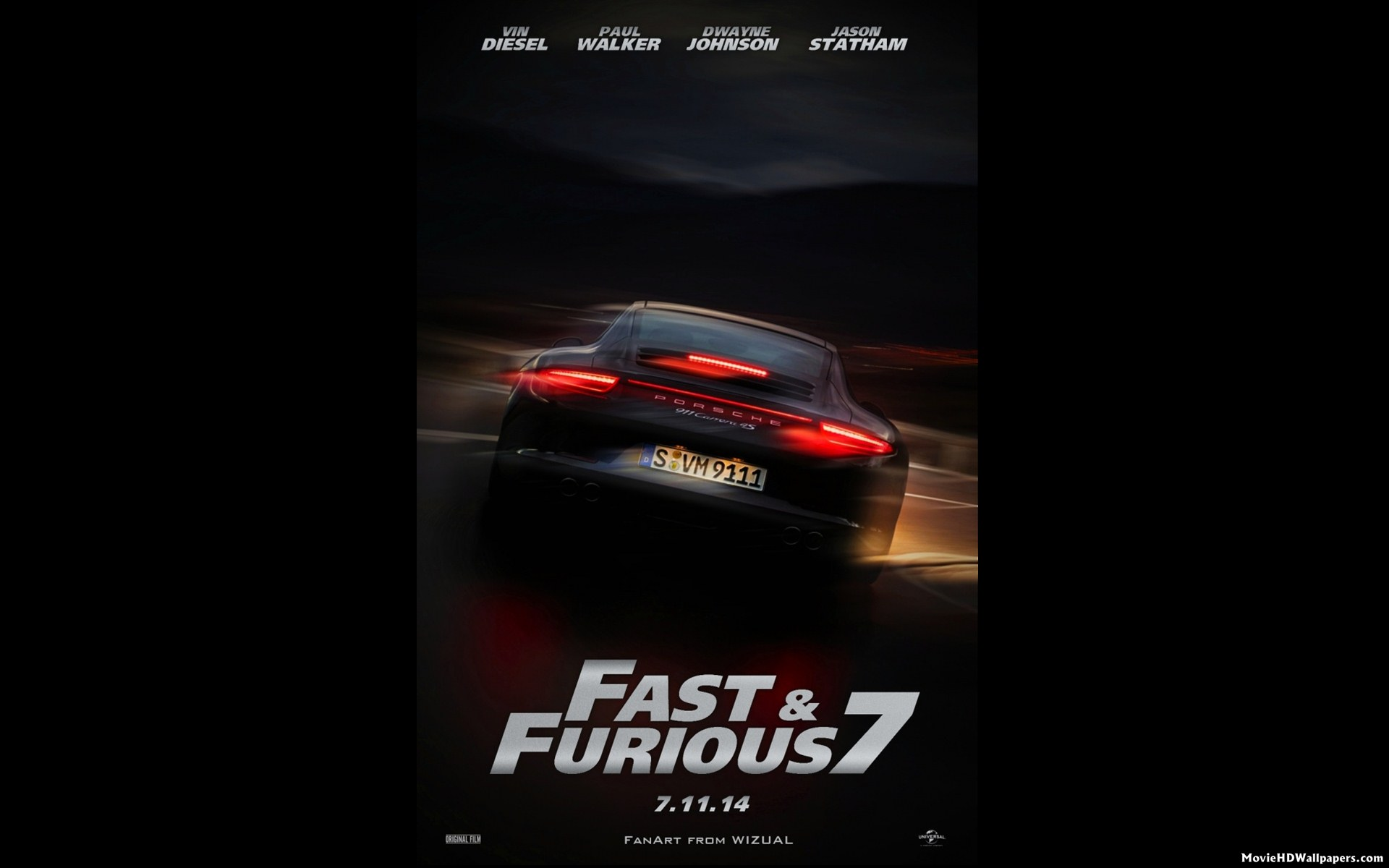 get fast furious 7 2014 movie film review hd wallpapers images 1920x1200