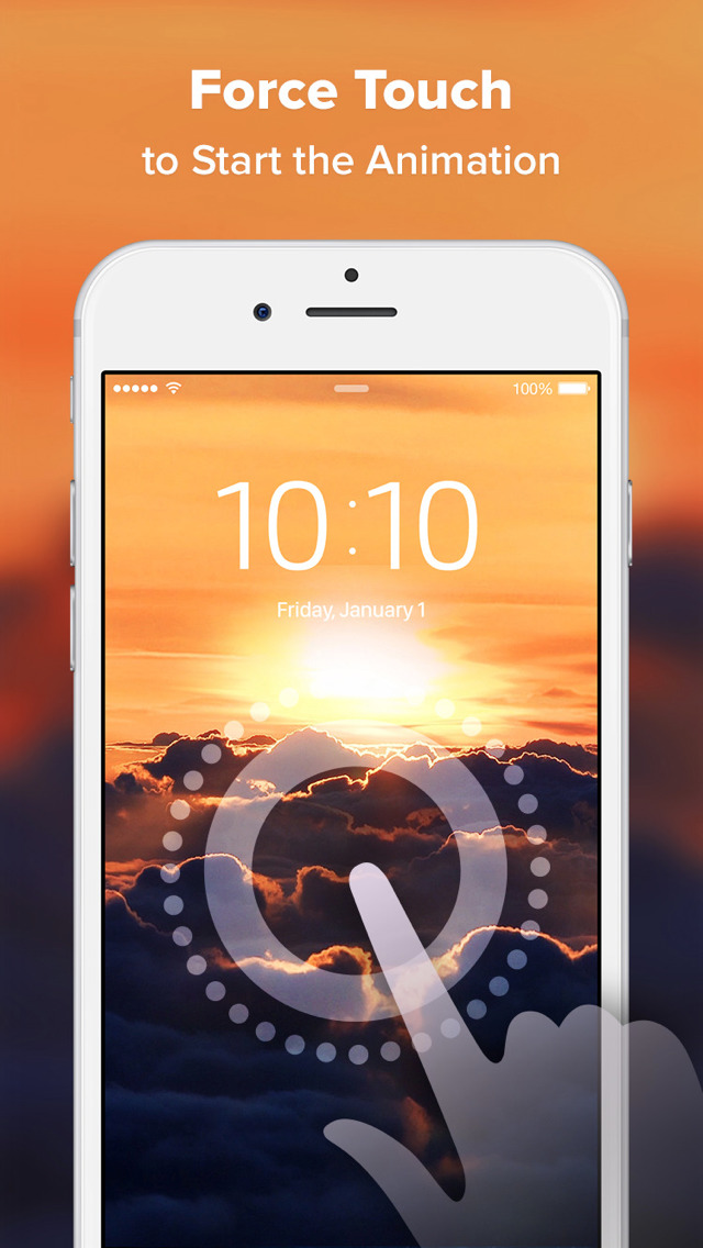 Screenshots   Live Wallpapers for iPhone 6s iPhone 6s Plus   Dynamic 640x1136