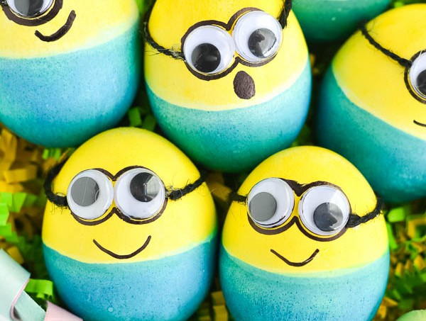 One Million Wallpapers Minion Eggs Minions Cakes and Cupcakes 600x453
