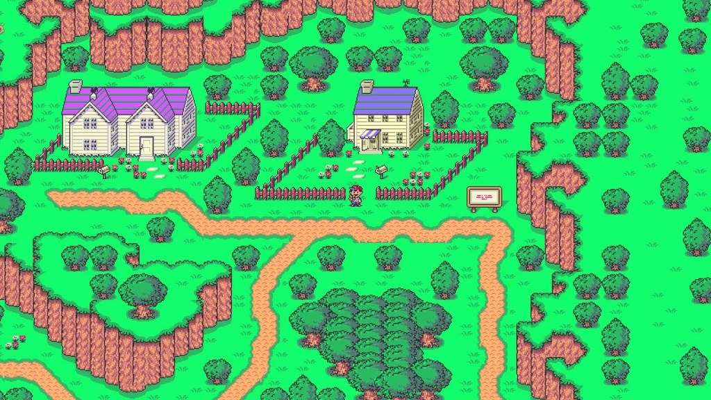 Earthbound Wallpapers 1024x576