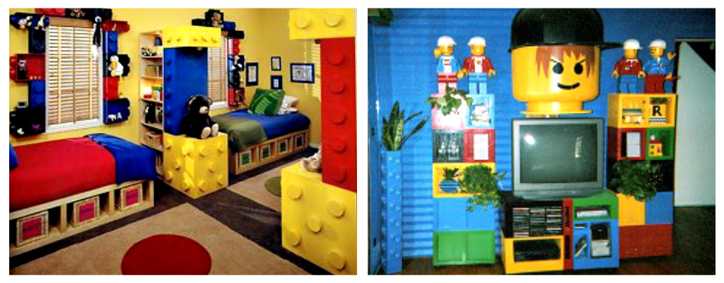 Lego Brick Wallpaper Bedroom Walls   lego brick wallpaper bedroom 1024x401