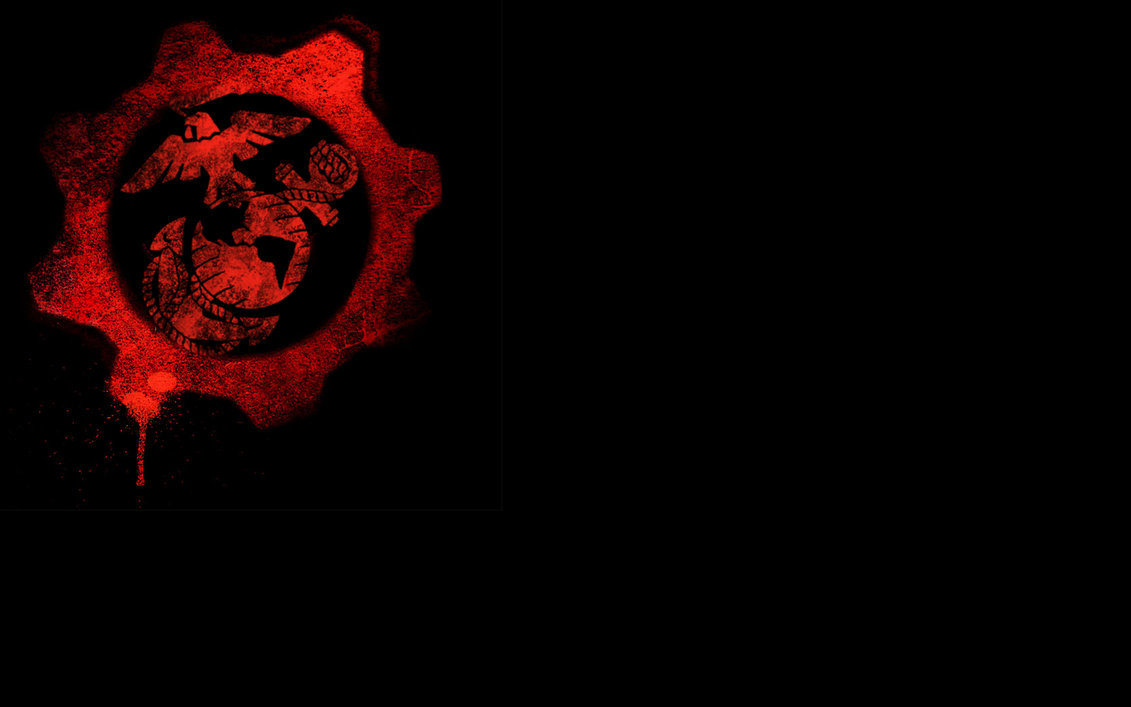 Marines Wallpaper Hd Desktop Marine corps gears of war by 1131x707