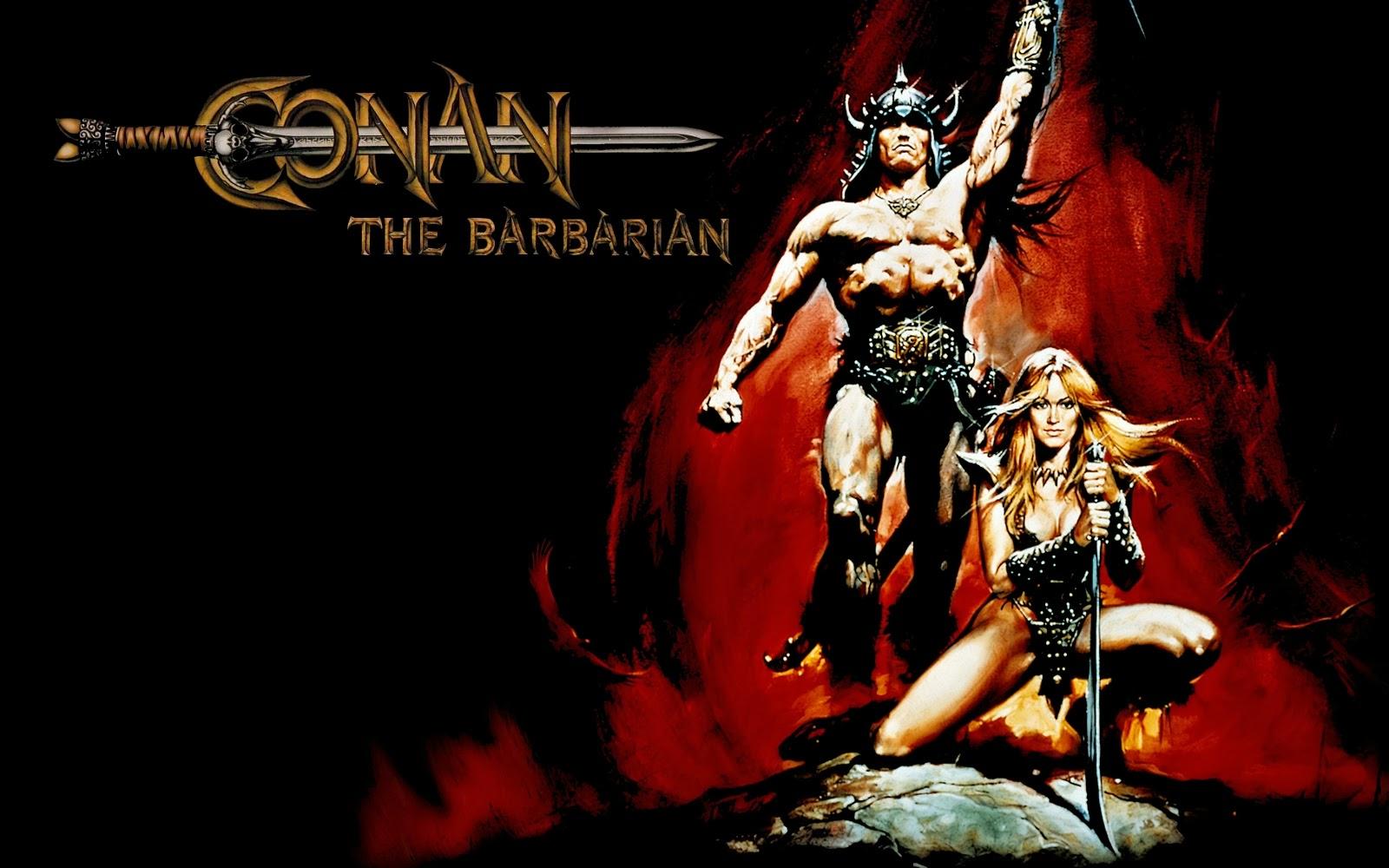 Conan the Barbarian Wallpaper 1600x1000