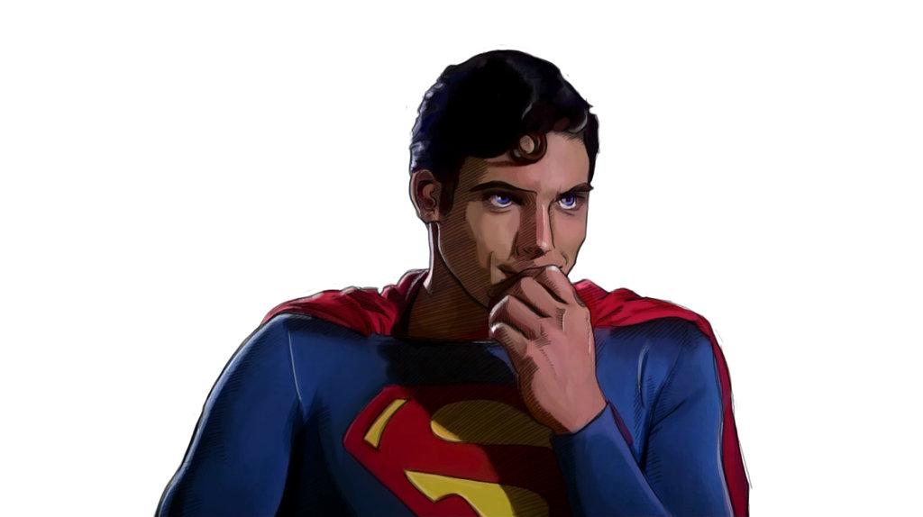 Superman Clack Kent   Christopher Reeve by Capbird 1024x574