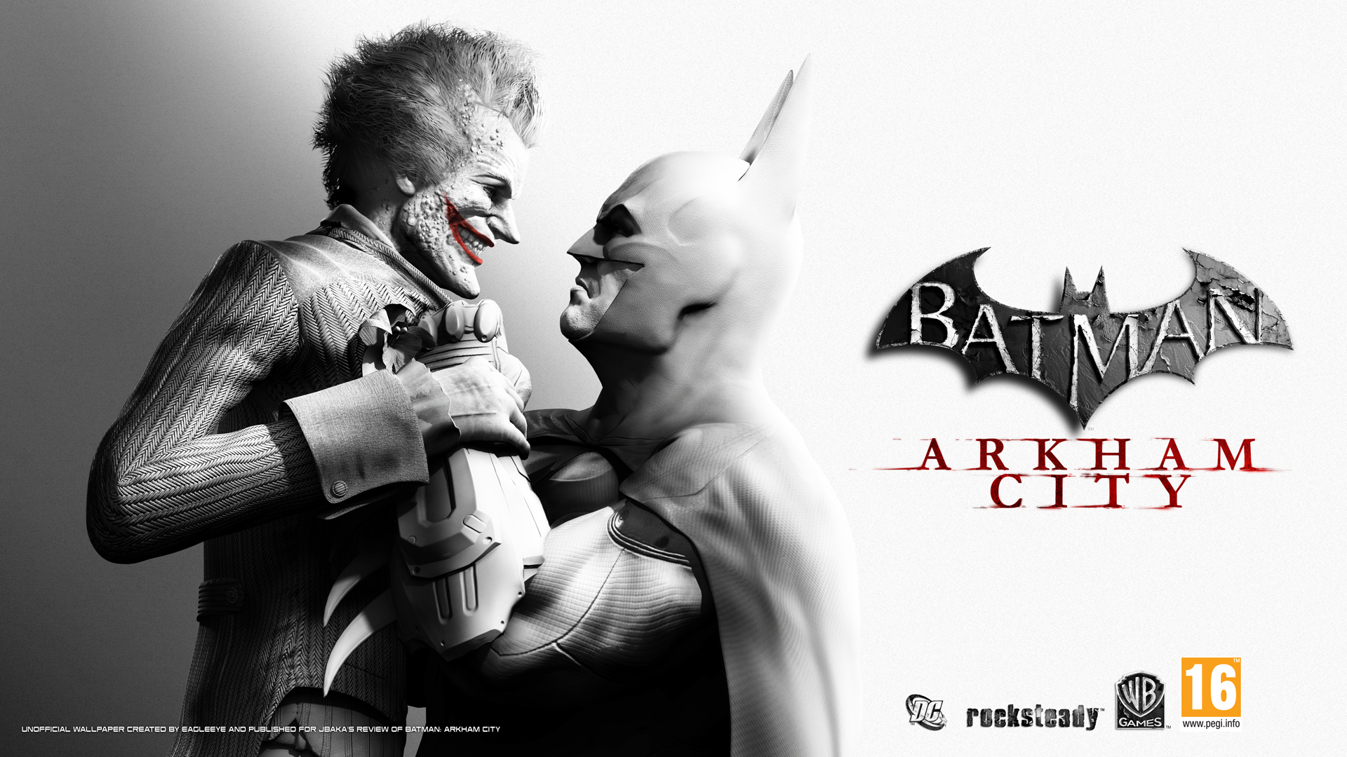 Wallpapers Batman Arkham City ZWAME Jogos 1920x1080