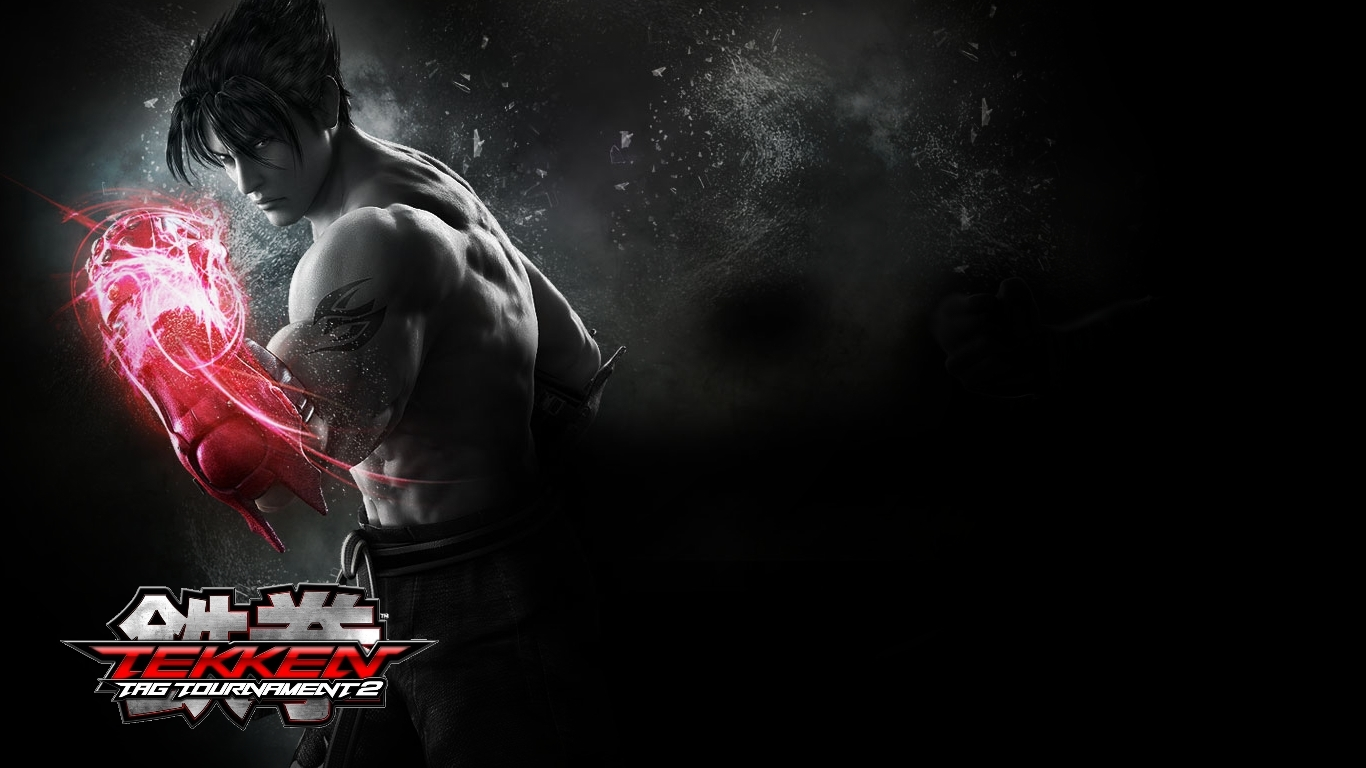 Just Walls Tekken Tag Tournament 2 Wallpaper 1366x768