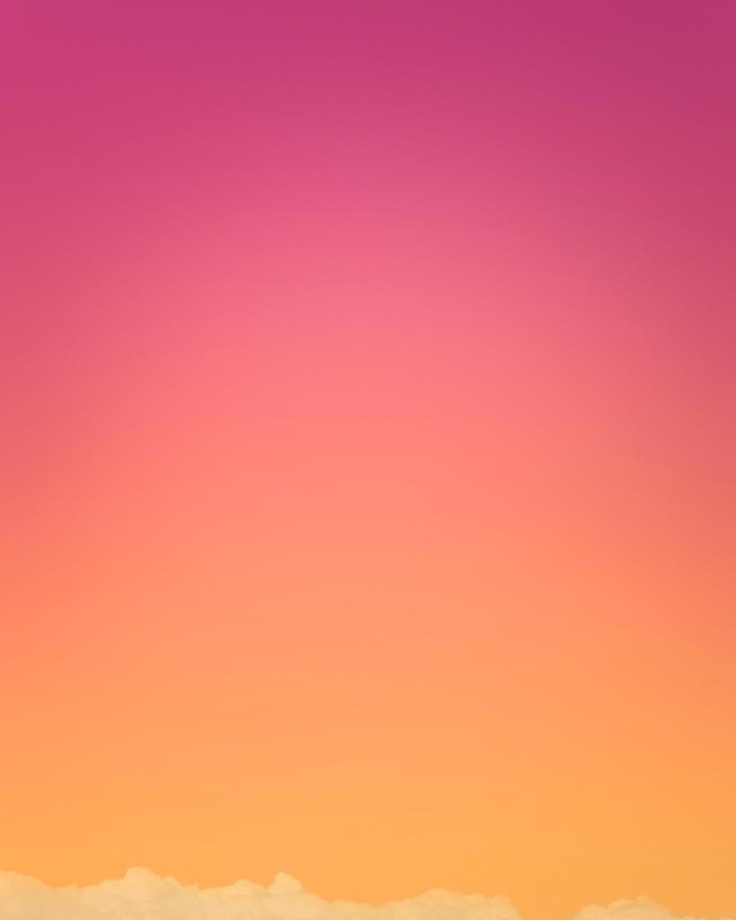 Ombre Pink and Orange Wallpaper - WallpaperSafari