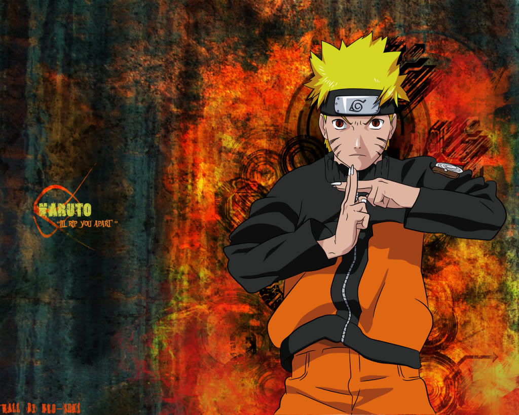 Wallpapers Naruto Shippuden HD 1024x819