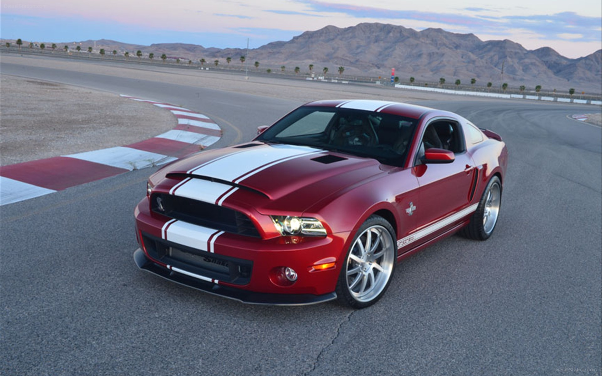 Home Shelby Shelby American GT500 Super Snake 2013 1920x1200