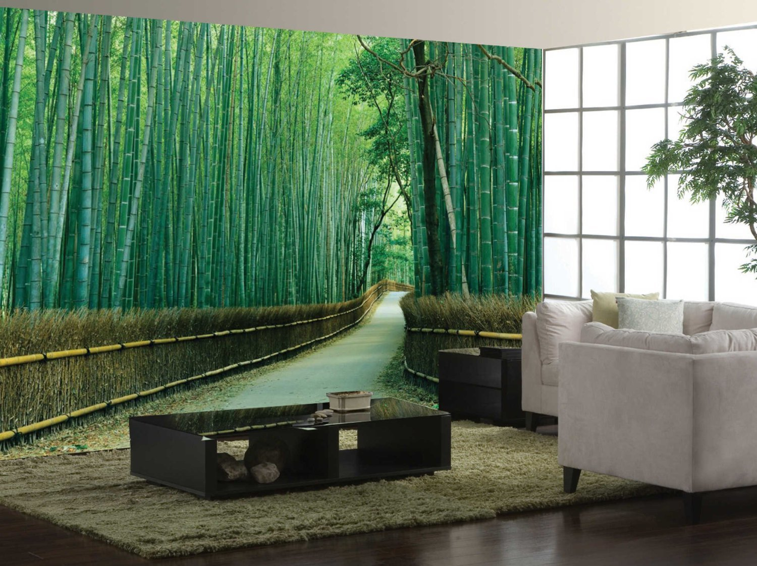 forest wallpaper for bedroom pierpointsprings com bamboo forest wall mural ideas for living room decor dinkdink forest wallpaper for room wallpapersafari