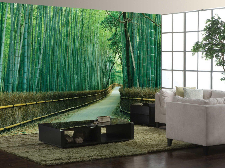 Bedroom Forest Wallpaper - Home Design