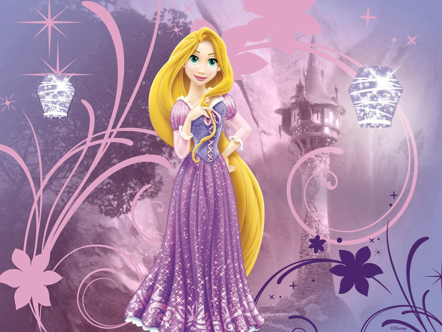 866x650px Disney Princess Rapunzel Wallpaper Wallpapersafari