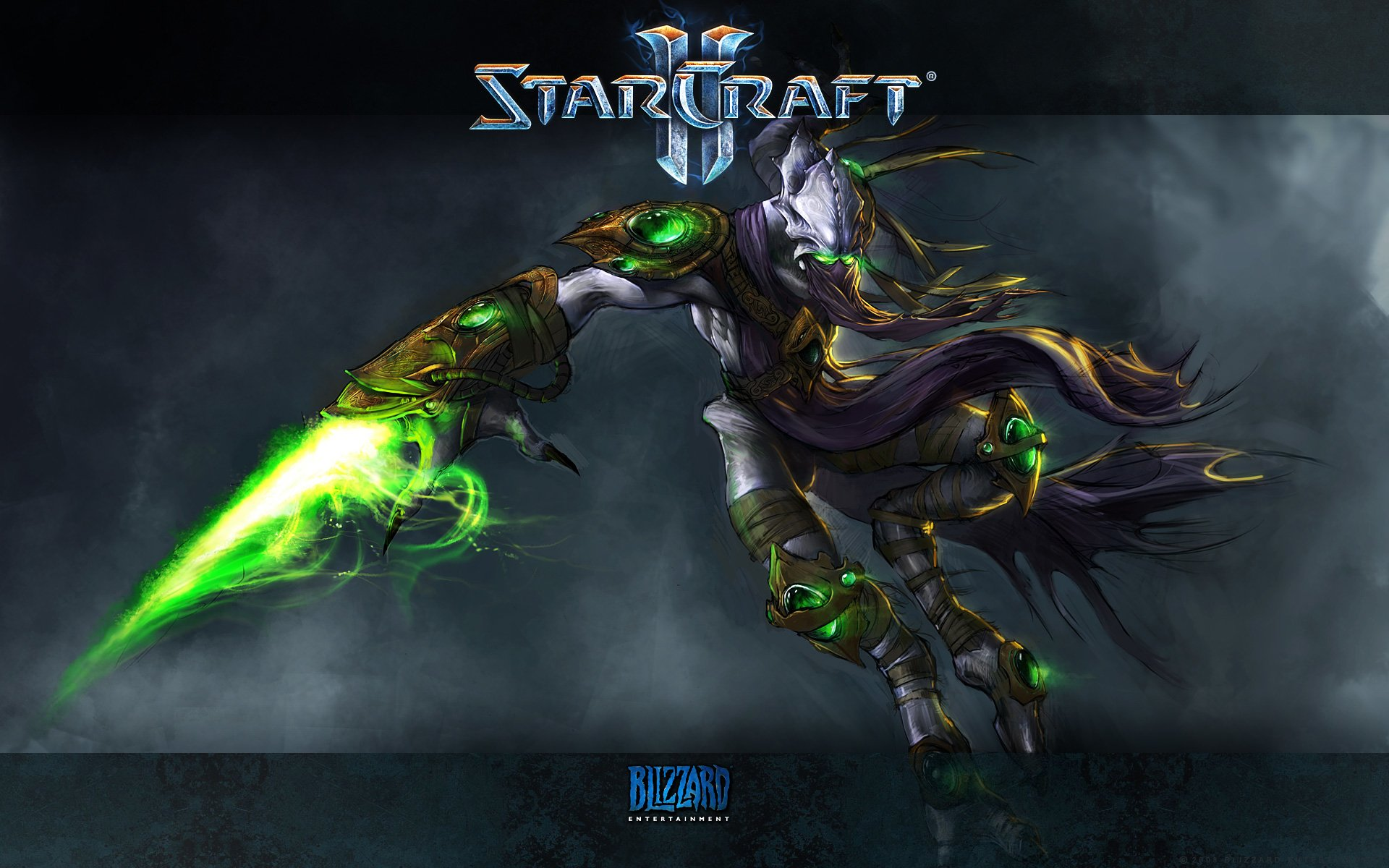 10 Protoss StarCraft HD Wallpapers Background Images 1920x1200