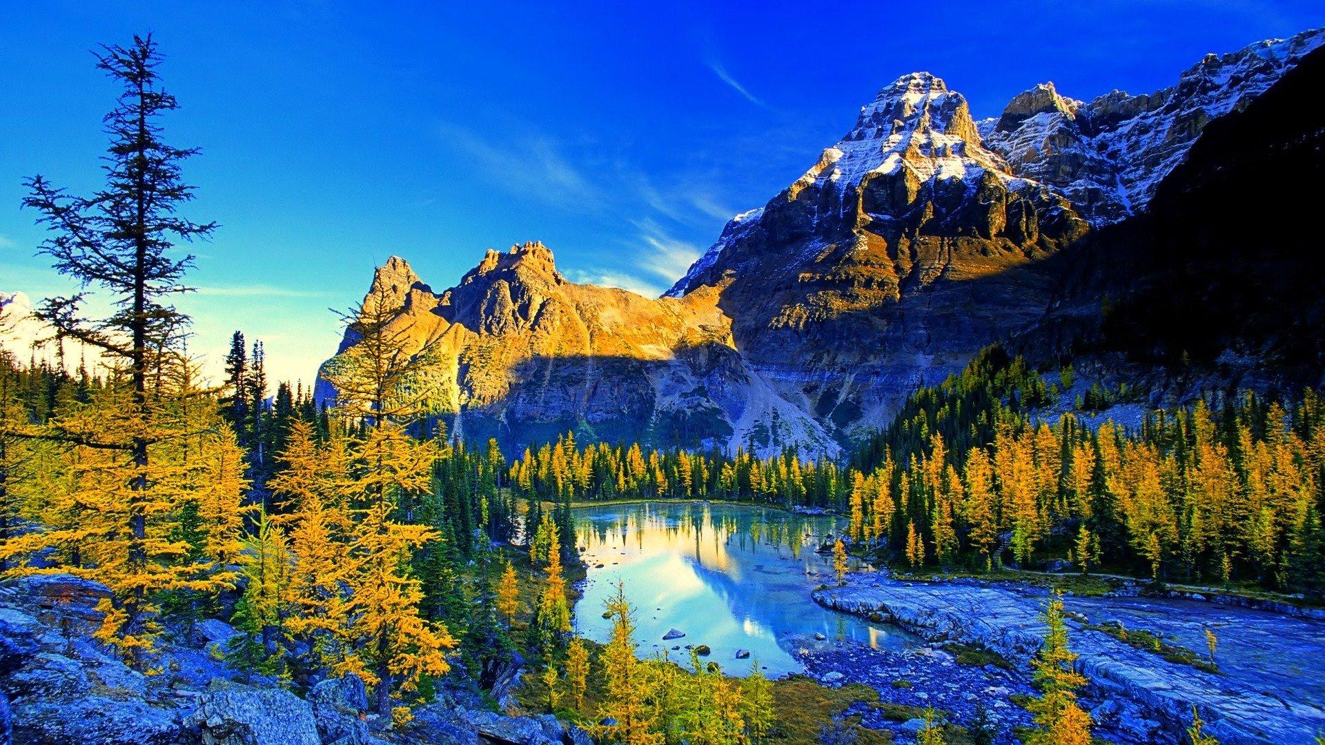 4k Hd Wallapaper: 4K Wallpaper Mountains
