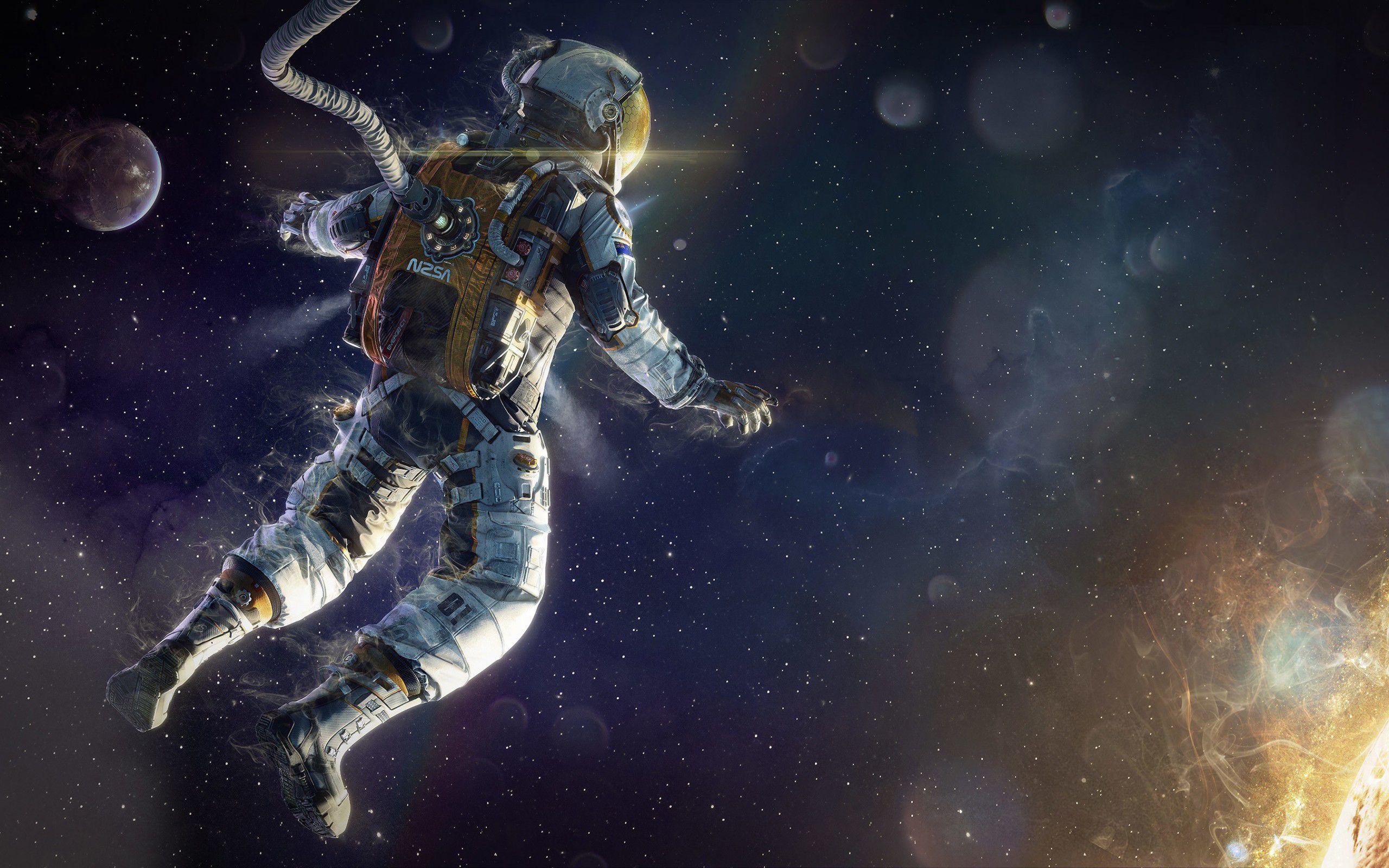 Astronaut Wallpapers   Top Astronaut Backgrounds 2560x1600