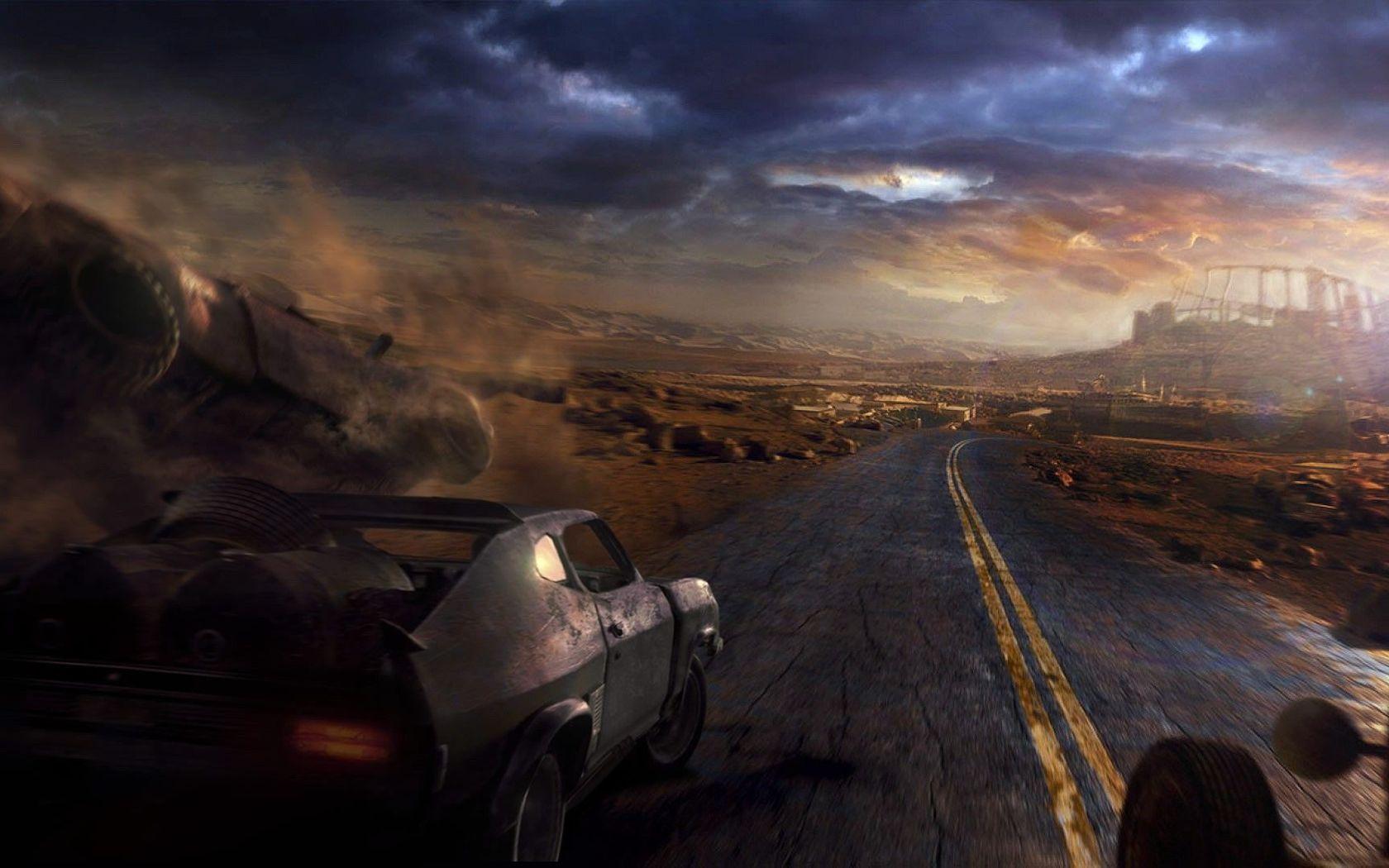 Mad Max wallpaper 17578 1680x1050