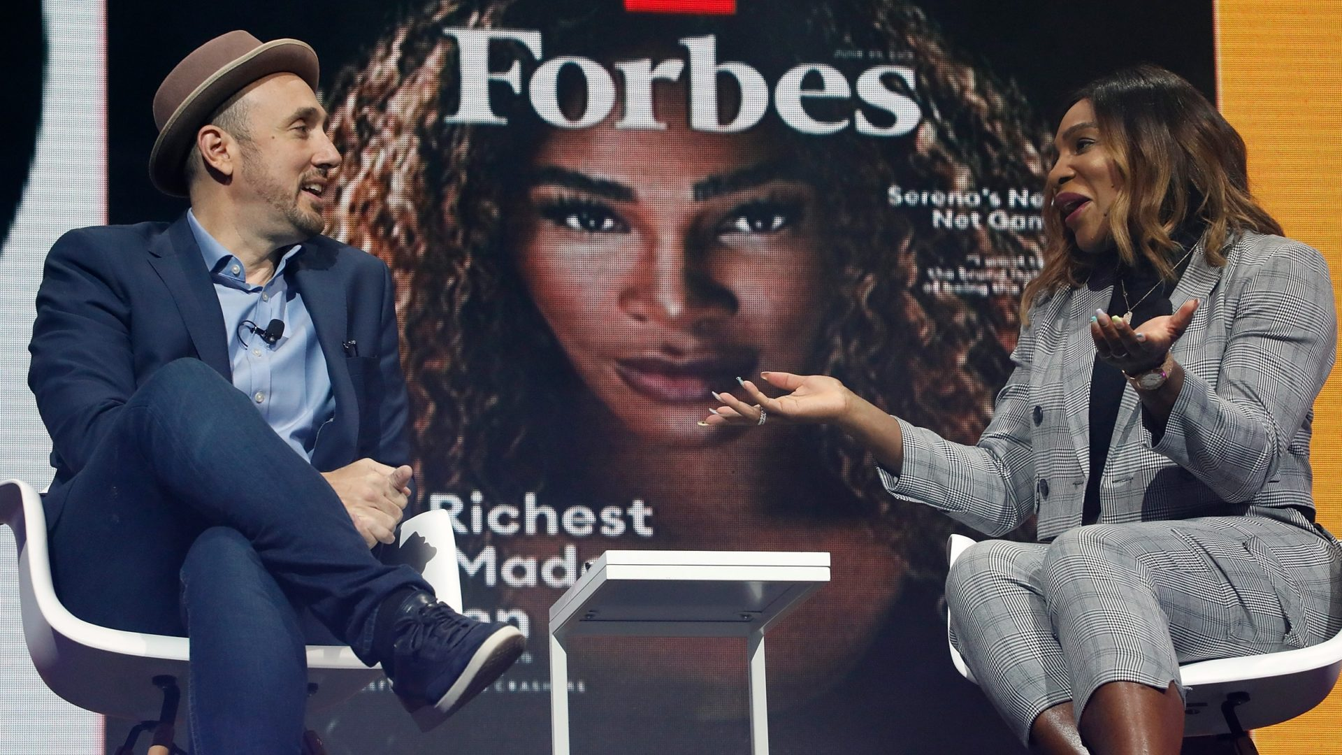 Serena Willams Talks Fashion At Forbes 30 Under 30 Summit   Essence 1920x1080