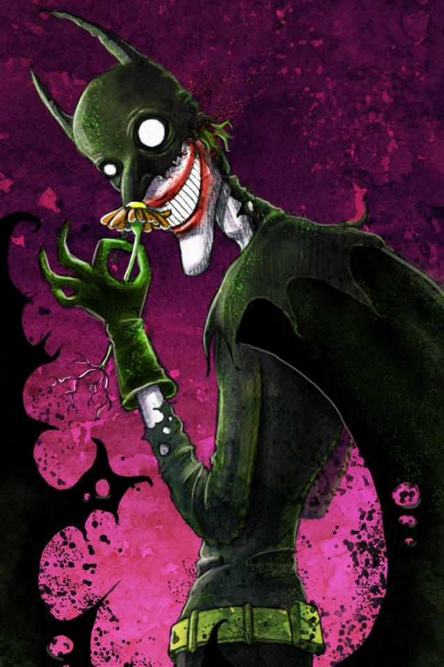 [48+] Joker iPhone Wallpaper on WallpaperSafari