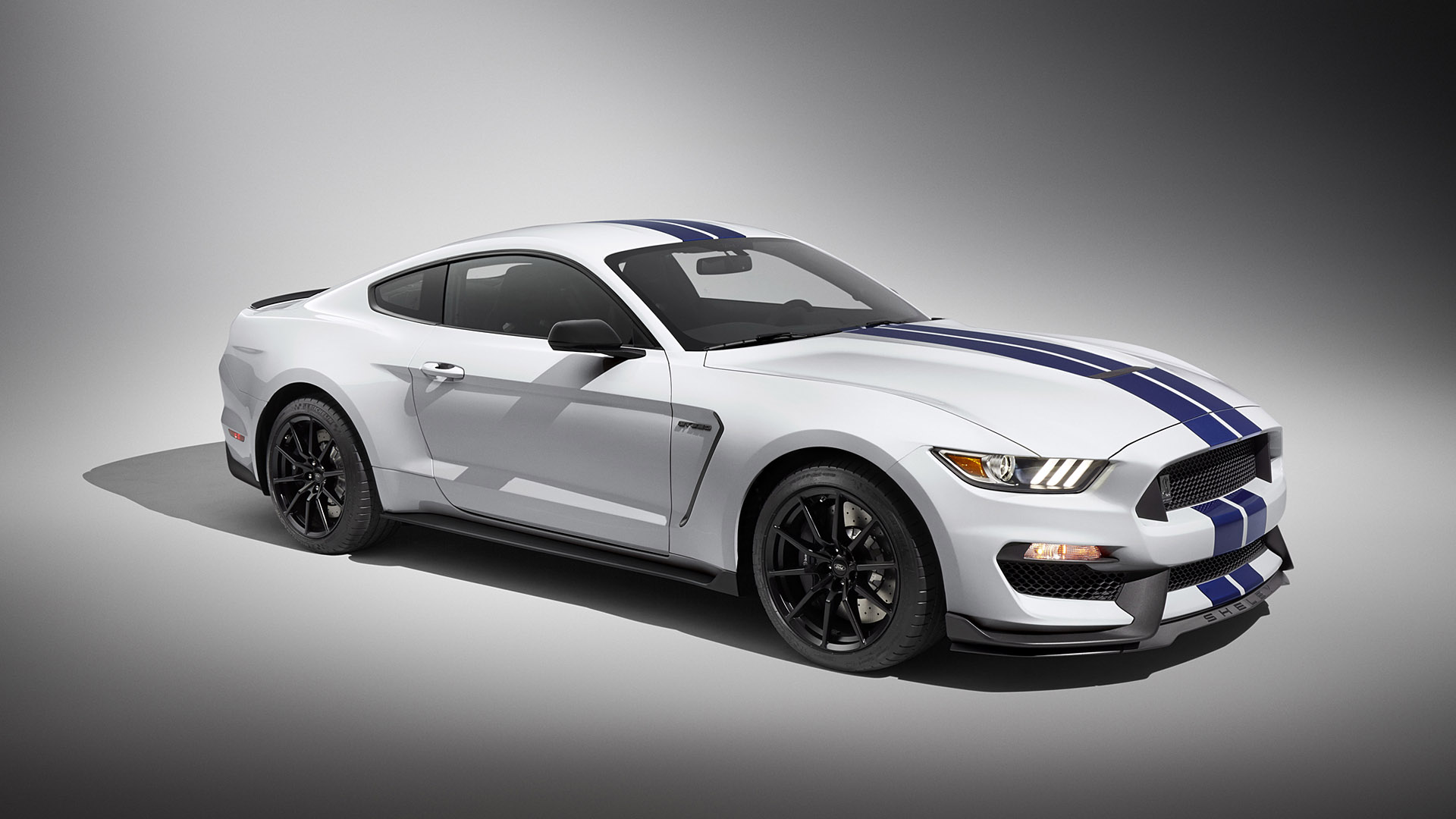2016 Ford Shelby Mustang GT350 Wallpapers 1920x1080