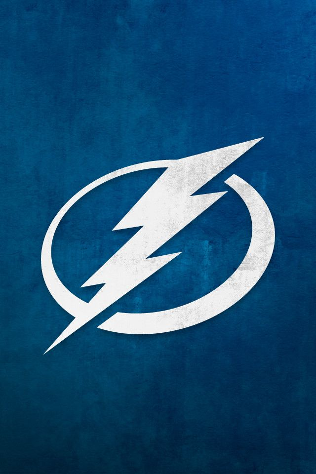 Tampa Bay Lightning iPhone Background NHL WALLPAPERS Pinterest 640x960