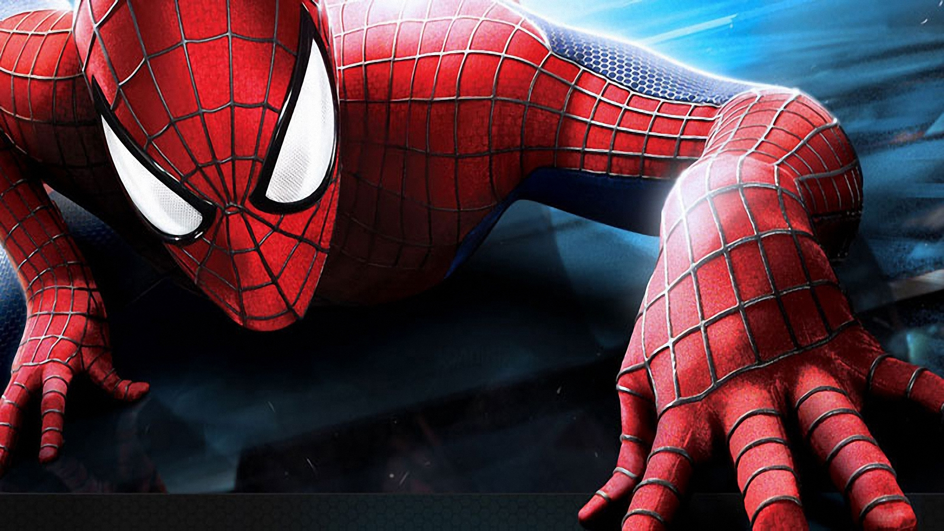 ultimate spider man hd wallpaper wallpapersafari. Black Bedroom Furniture Sets. Home Design Ideas