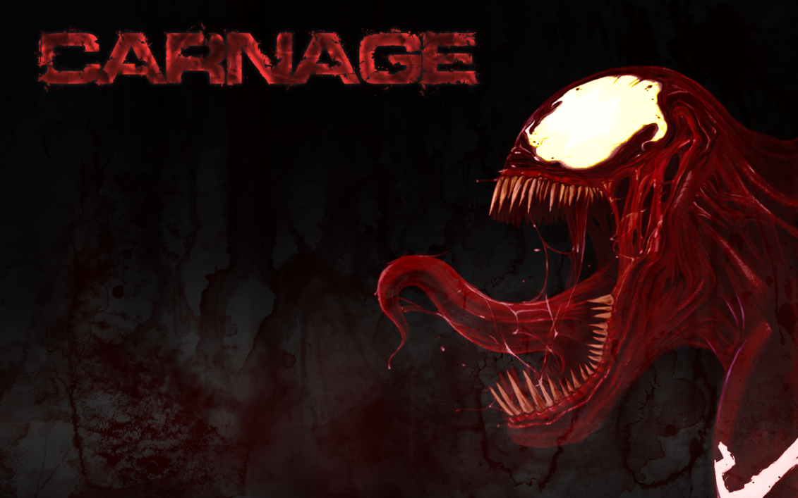 Carnage Wallpaper by 77SilentCrow 1131x707