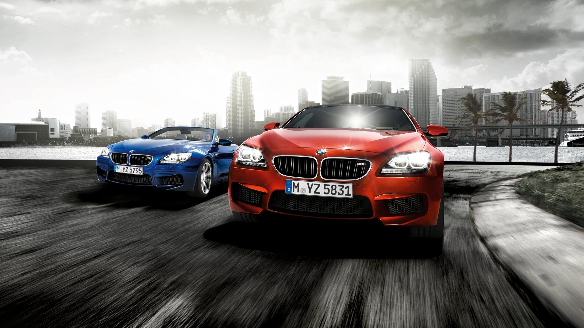 BMW M6 Wallpaper HD - WallpaperSafari