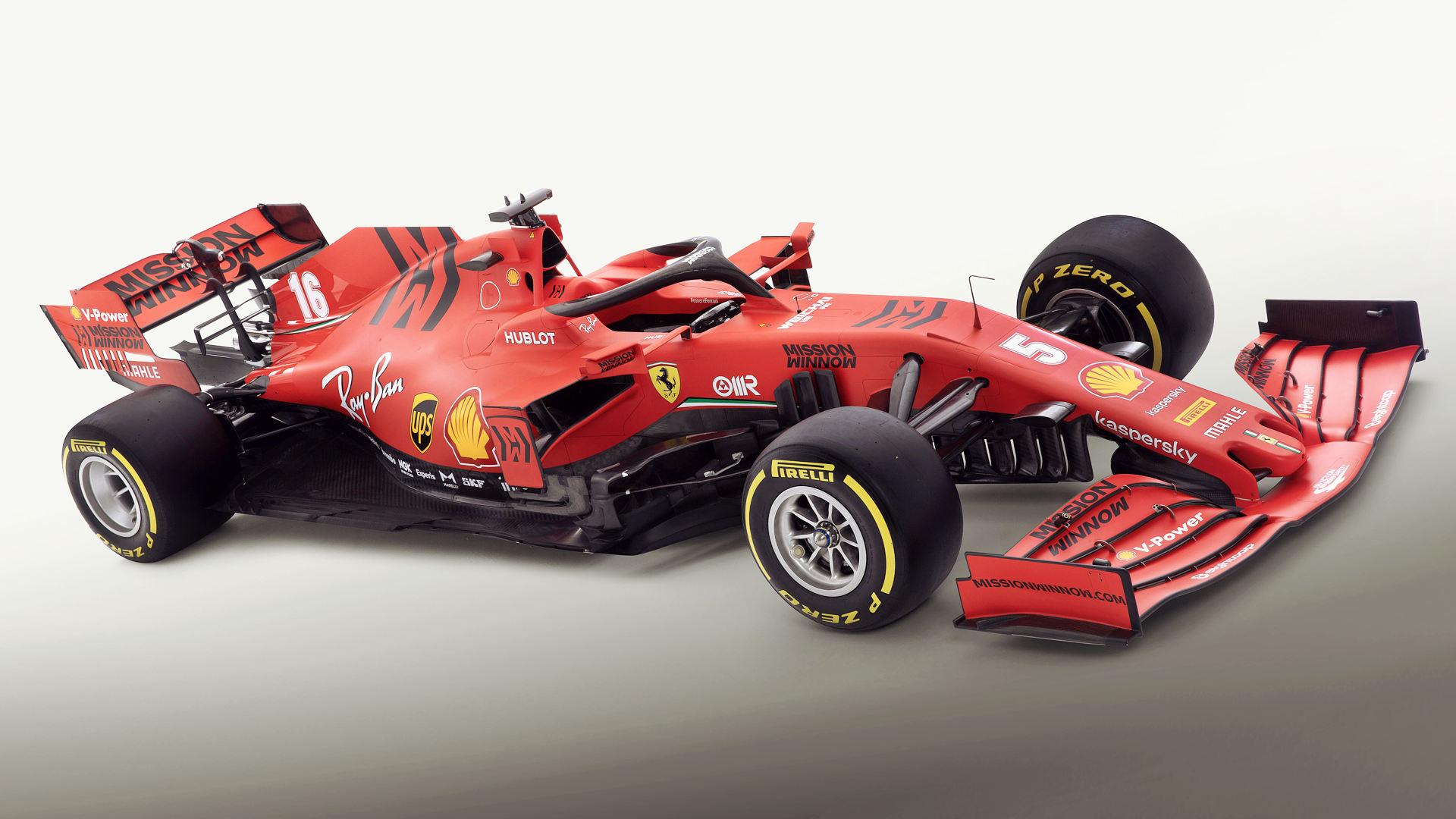 Ferrari F1 Desktop Wallpaper