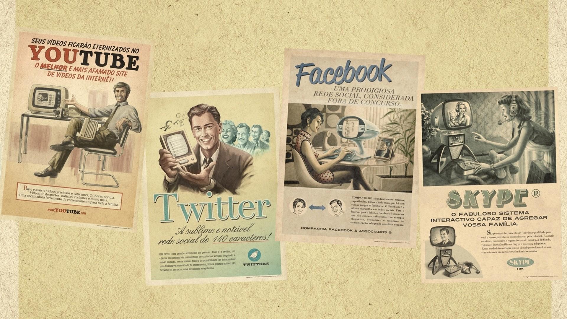 25 Vintage Twitter Backgrounds Technosamrat 1920x1080