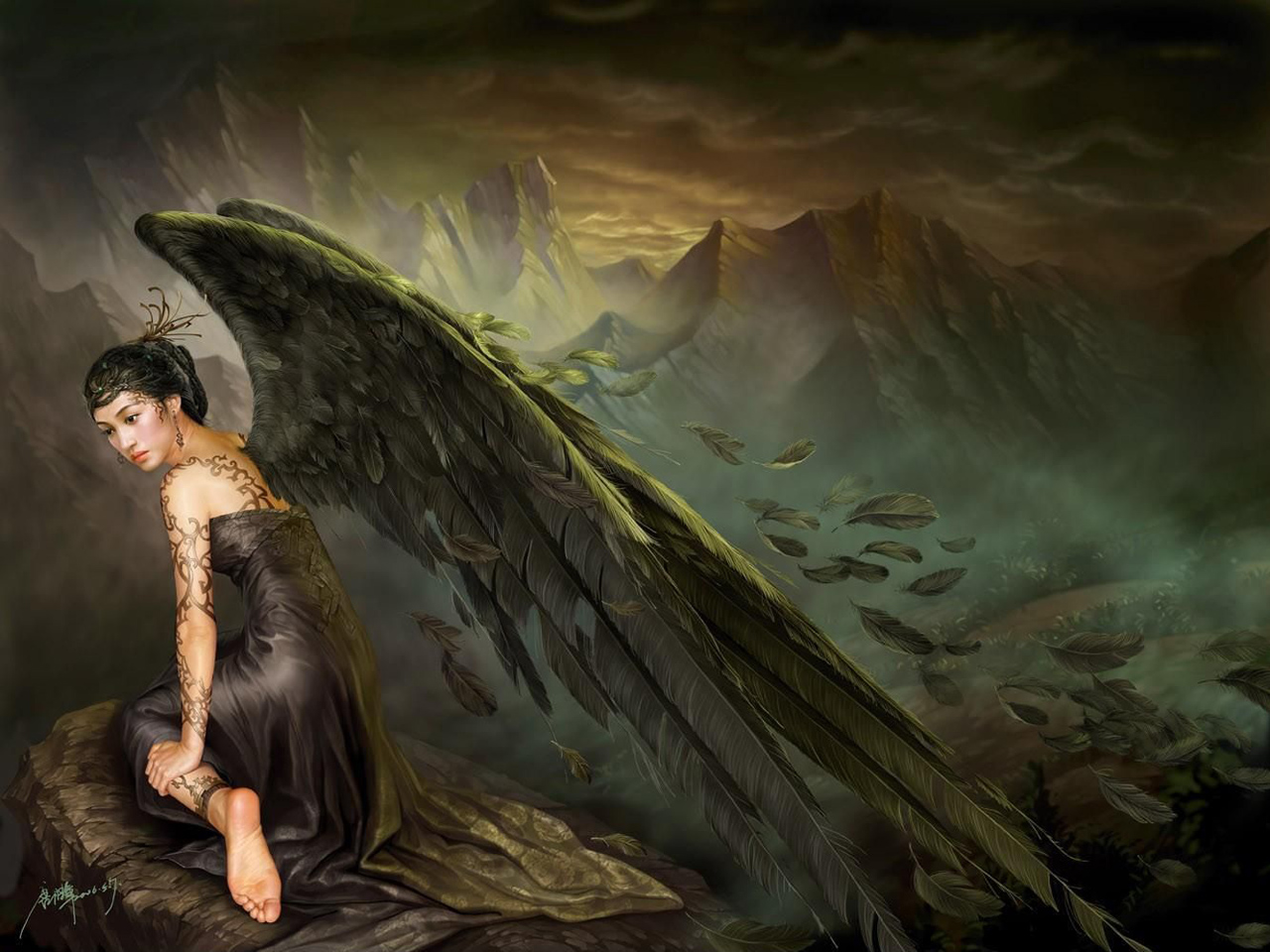 Beautiful Angels wallpapers PIXHOME 1280x960