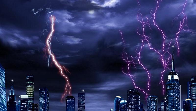 Thunderstorm Live Wallpaper Fr screenshot 800x454