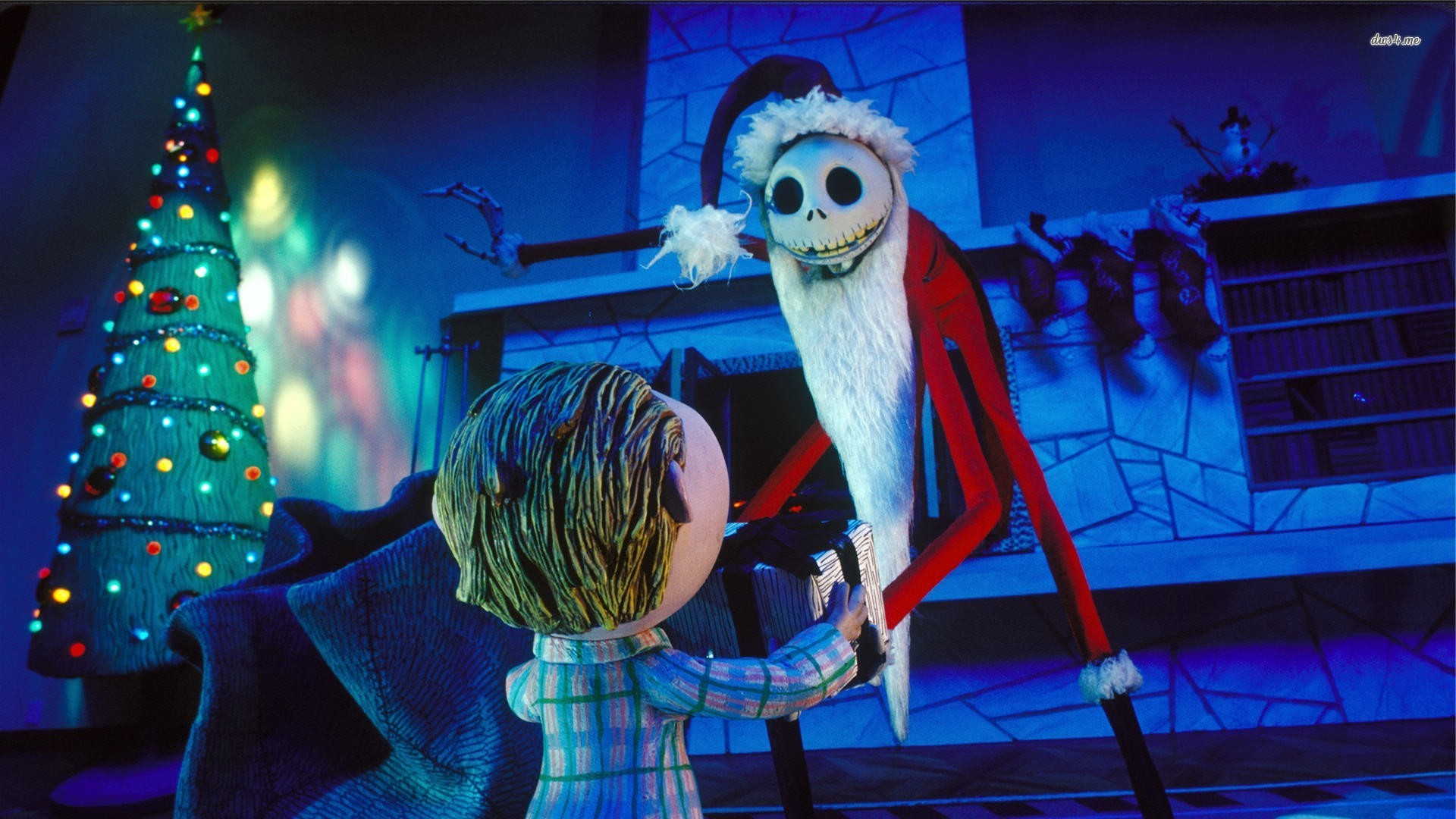 Nightmare Before Christmas Wallpaper, The Nightmare Before Christmas ...