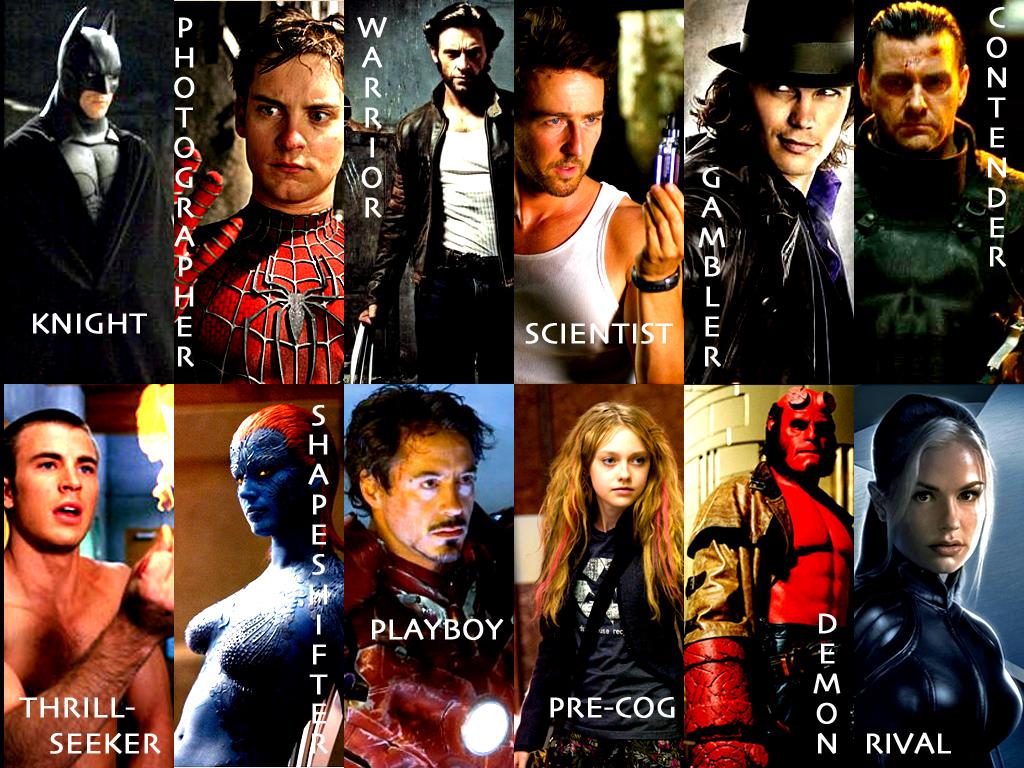 Super Heroes Wallpaper by ariannafelidae 1024x768