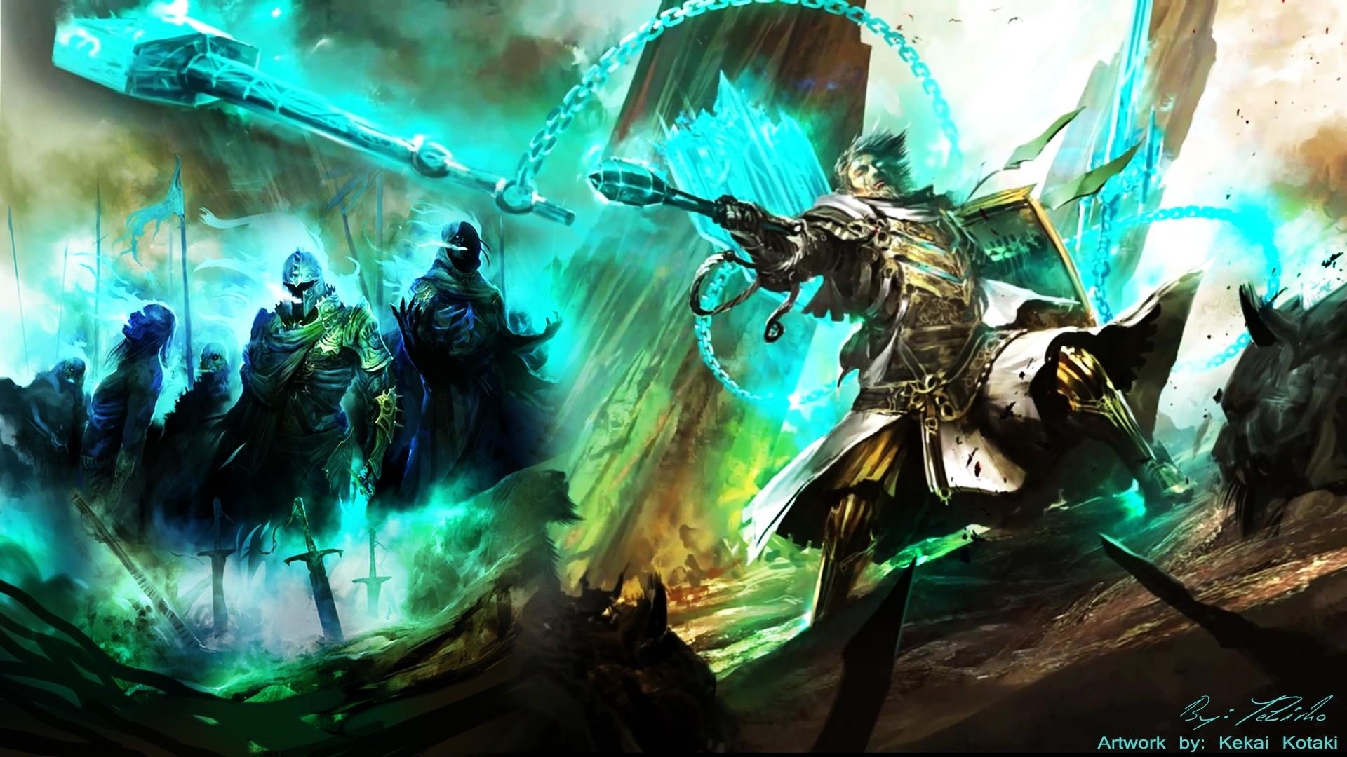 Free Download Guild Wars 2 Hd Wallpaper Background Image 1920x1080