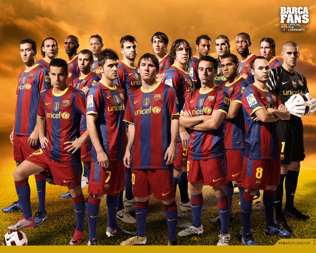 Team Barcelona Fans Wallpaper 5991 ForWallpaperscom 1024x819