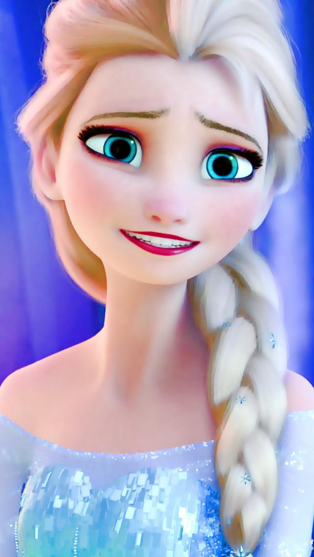 Frozen   Elsa phone wallpaper   Frozen Photo 39033828 640x1136