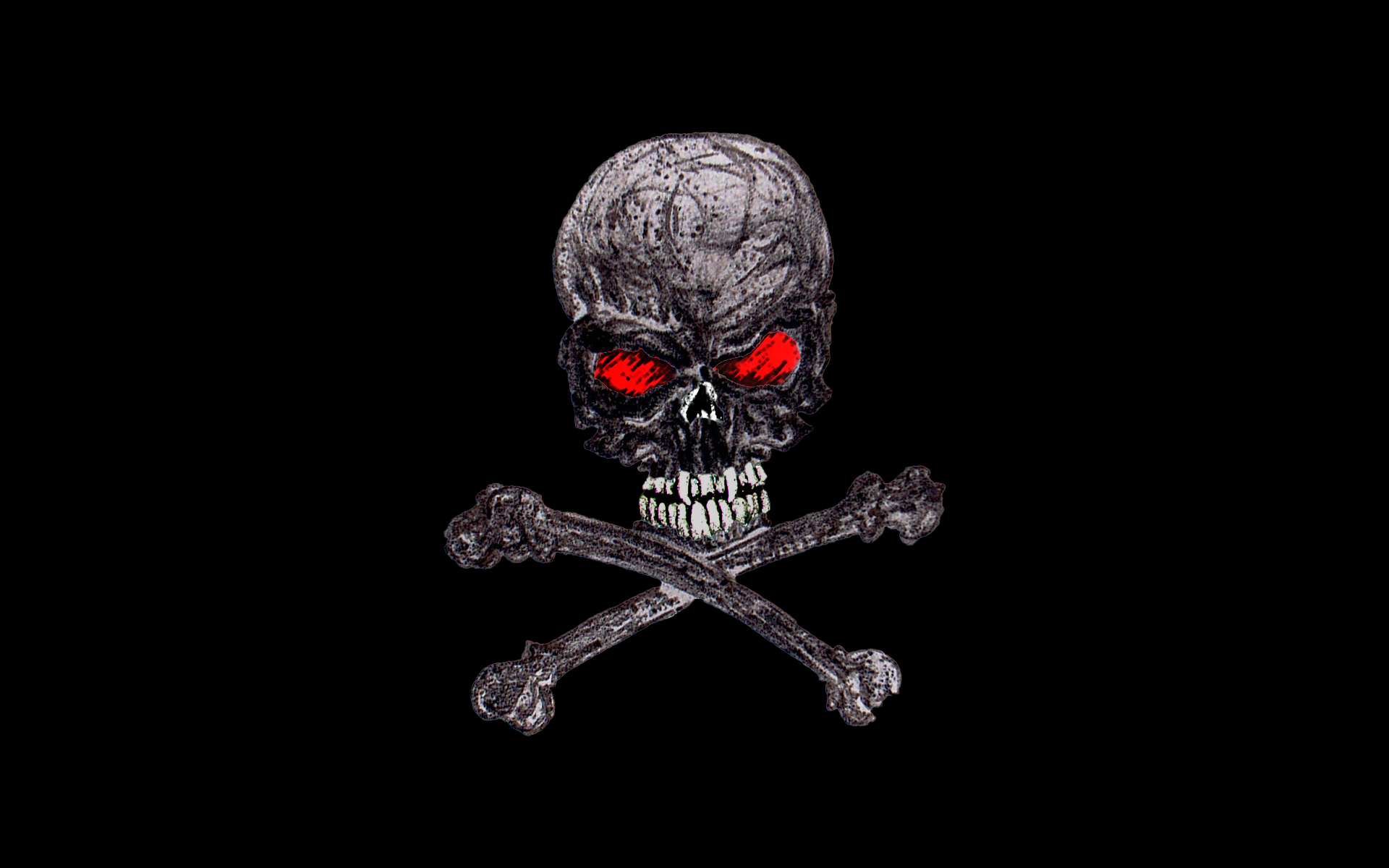 Hd Skull wallpaper   229910 1920x1200