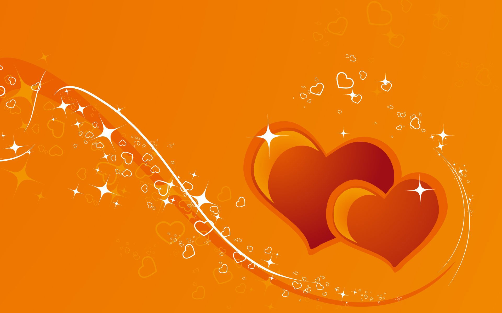 Download Love hearts Wallpaper Wallpapers 1920x1200