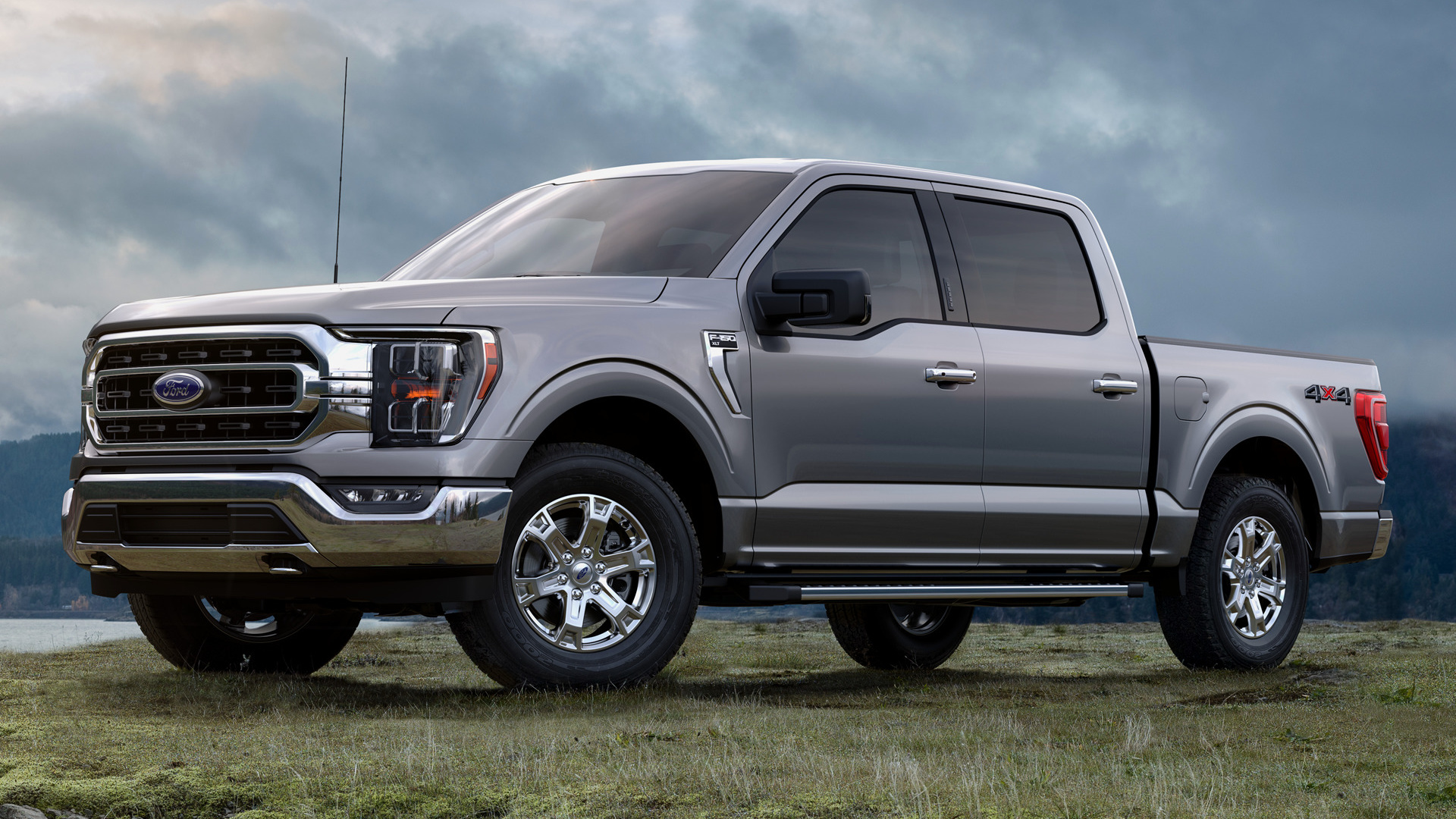 2021 Ford F 150 XLT SuperCrew   Wallpapers and HD Images Car Pixel 1920x1080