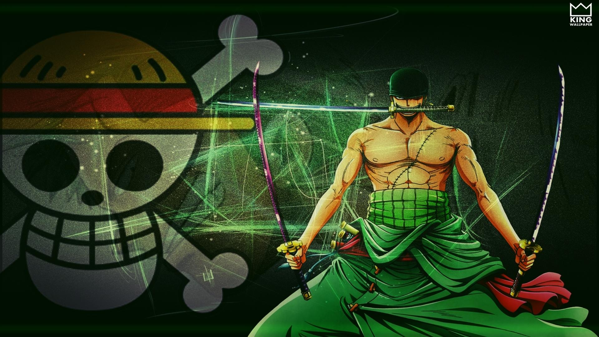 Free Download One Piece Wallpaper Zorro Wallpaper 1323178