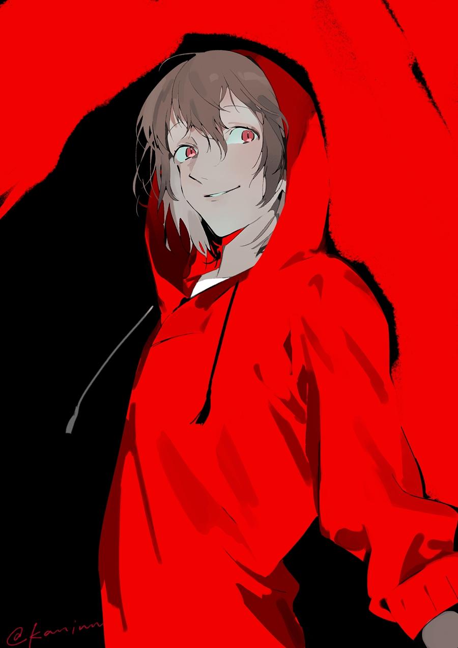 Akechi Goro Mobile Wallpaper   Zerochan Anime Image Board 900x1273