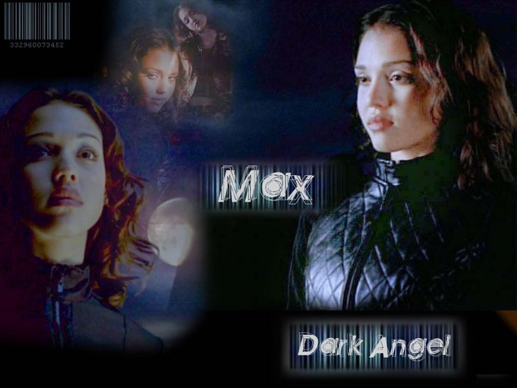 Dark Angel   Jessica Alba Wallpaper 583421 1024x768