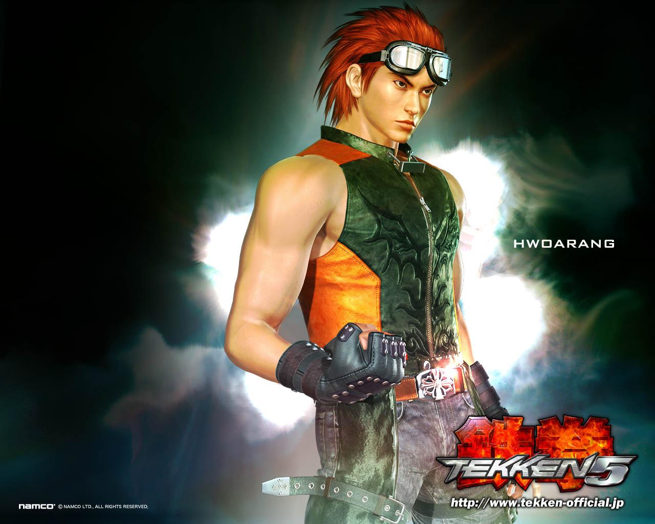 Tekken 6 Devil Hwoarang