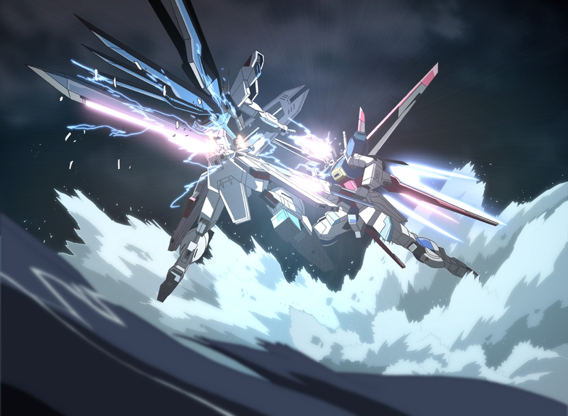 freedom gundam seed destiny 3087x2264 wallpaper Anime Gundam Seed 800x586