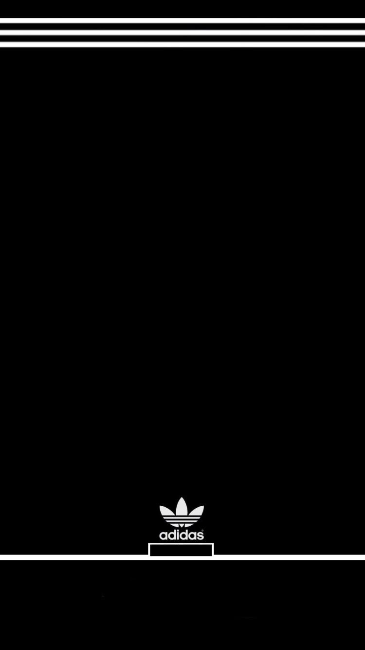 Pin by CraZyFoX bg on adidas in 2019 Adidas iphone wallpaper 750x1334