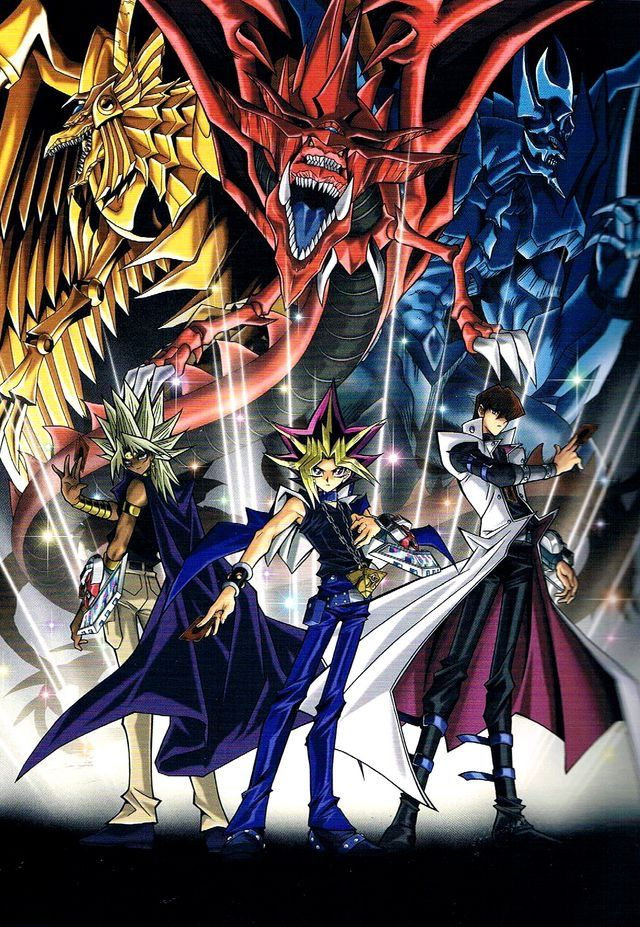 Wallpaper Iphone Yugioh Best 50 Background 640x927
